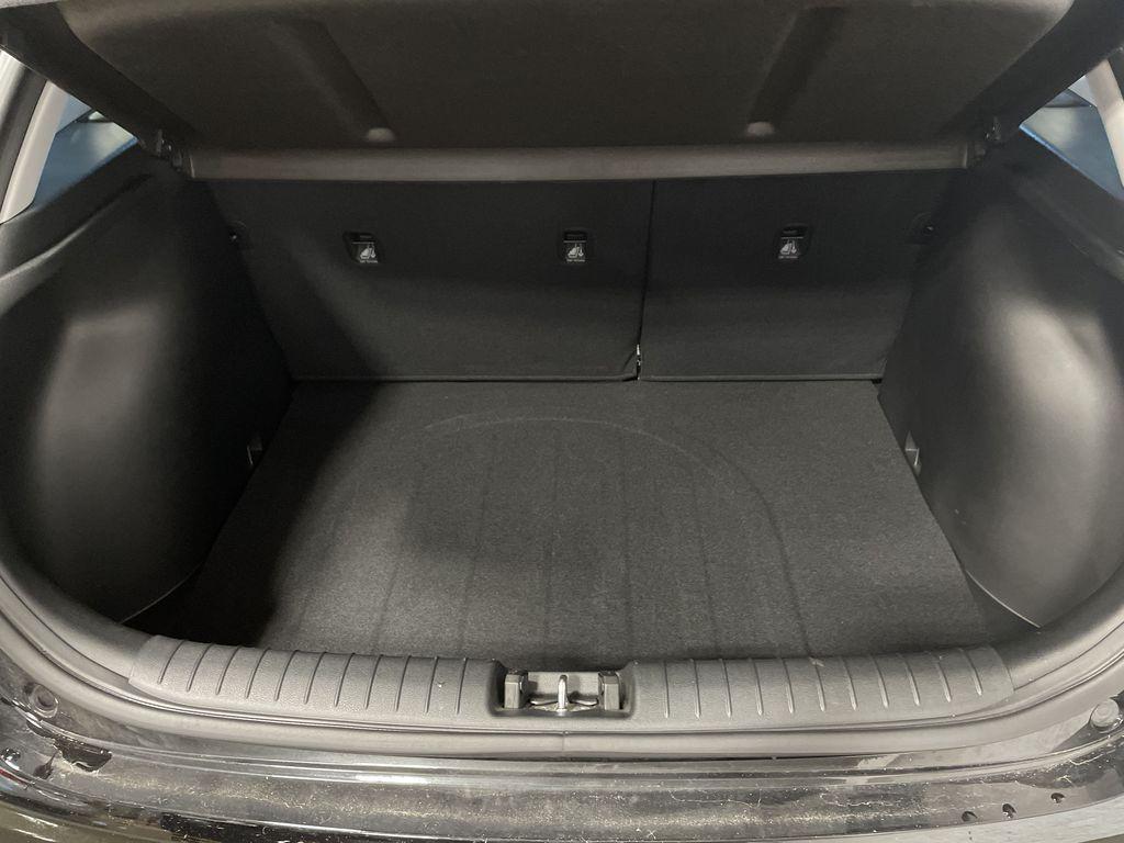 Black[Aurora Black] 2020 Hyundai Accent Odometer Photo in Belleville ON