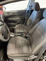 Black[Aurora Black] 2020 Hyundai Accent Left Front Interior Photo in Belleville ON