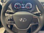 Black[Aurora Black] 2020 Hyundai Accent Front Vehicle Photo in Belleville ON