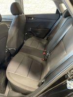 Black[Aurora Black] 2020 Hyundai Accent Left Side Rear Seat  Photo in Belleville ON