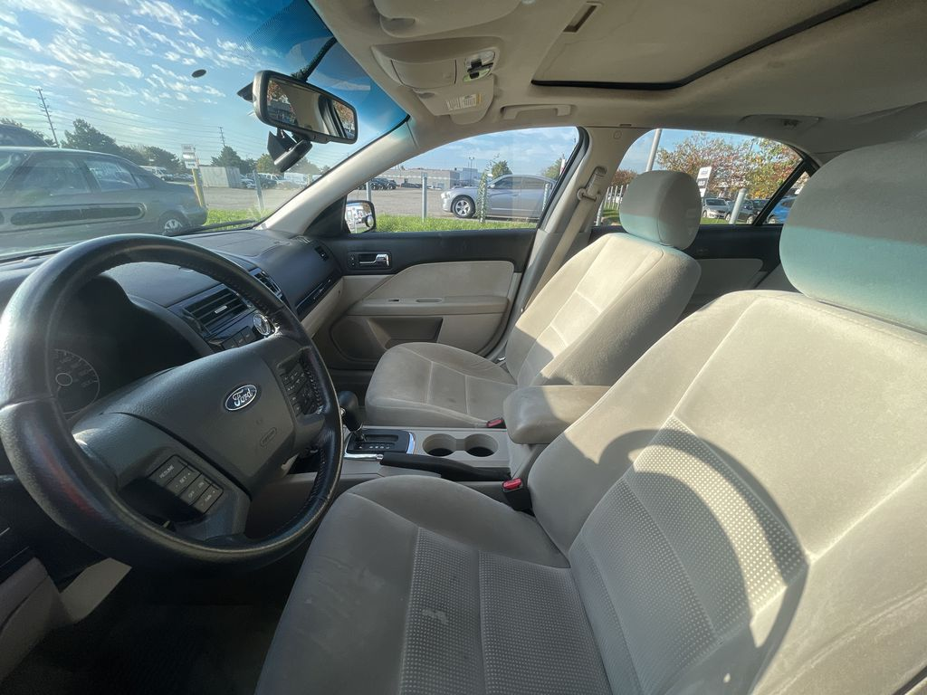 Blue[Dark Blue Pearl] 2007 Ford Fusion clean Engine Compartment Photo in Brampton ON