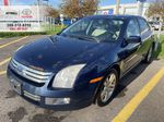 Blue[Dark Blue Pearl] 2007 Ford Fusion clean Primary Photo in Brampton ON