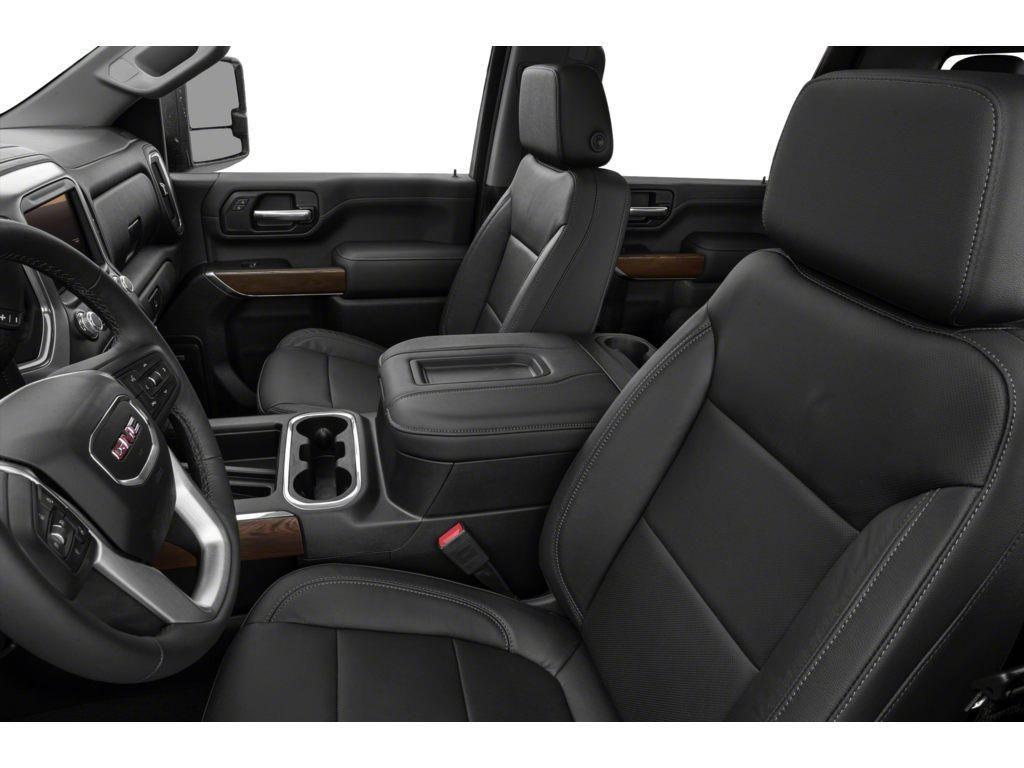 Silver[Quicksilver Metallic] 2022 GMC Sierra 2500HD Left Front Interior Photo in Barrhead AB
