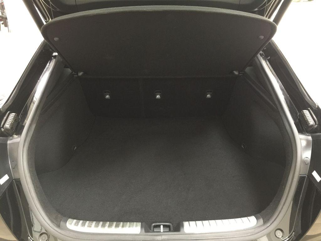 Black[Aurora Black] 2019 Kia Stinger GT2 / LEATHER ROOF Cargo Area/Rear Seats Photo in Sherwood Park AB