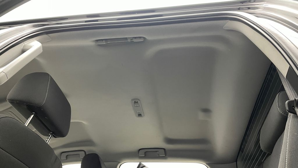 Green 2018 Chevrolet Silverado 1500 LT Z71 4WD - Custom Wrap, Crew, 5.3L Headliner / Equipment Photo in Winnipeg MB