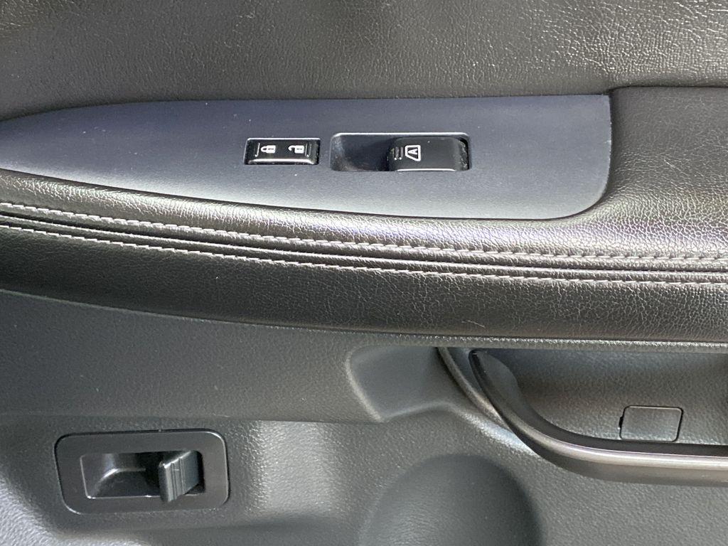 GREY 2012 Nissan Armada Platinum - Backup Camera, Navigation, Remote Start Passenger Front Door Controls Photo in Edmonton AB