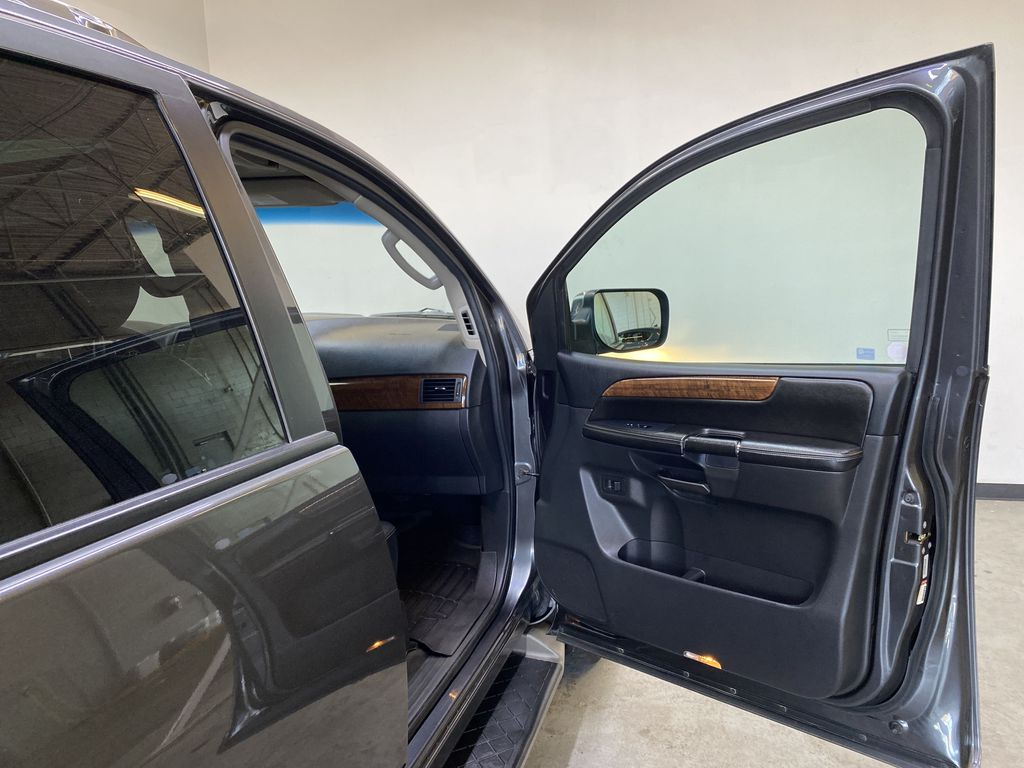 GREY 2012 Nissan Armada Platinum - Backup Camera, Navigation, Remote Start Right Front Interior Door Panel Photo in Edmonton AB