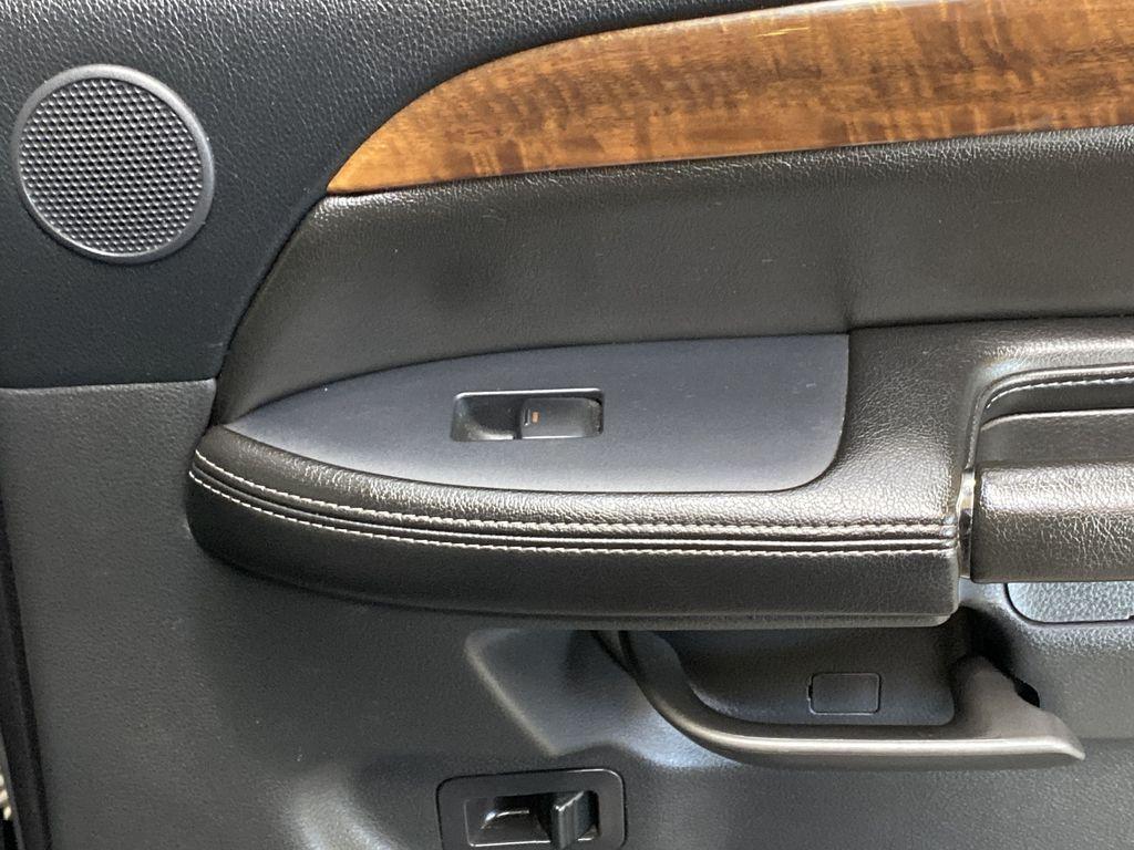GREY 2012 Nissan Armada Platinum - Backup Camera, Navigation, Remote Start Passenger Rear Door Controls Photo in Edmonton AB