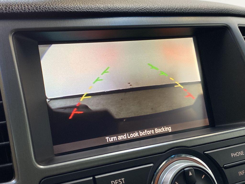 GREY 2012 Nissan Armada Platinum - Backup Camera, Navigation, Remote Start Backup Camera Closeup Photo in Edmonton AB