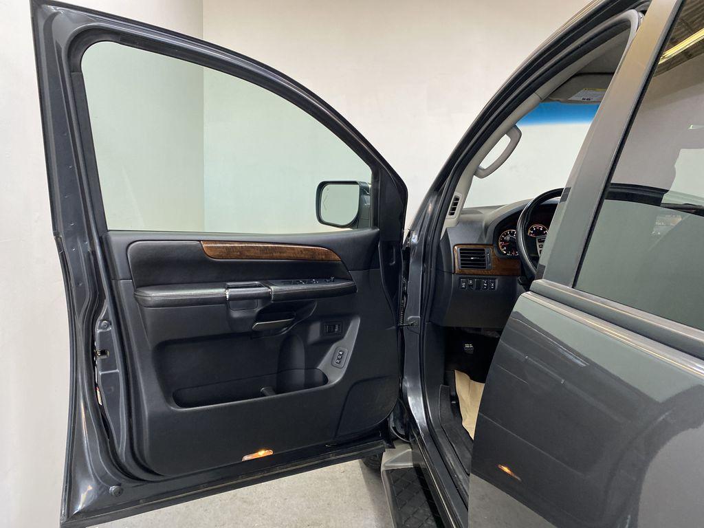 GREY 2012 Nissan Armada Platinum - Backup Camera, Navigation, Remote Start Left Front Interior Door Panel Photo in Edmonton AB