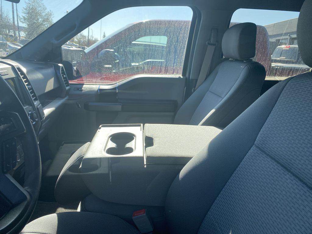 SILVER 2020 Ford F-150 XLT Left Front Interior Door Panel Photo in Edmonton AB