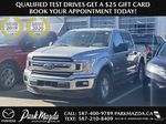 SILVER 2020 Ford F-150 XLT Primary Photo in Edmonton AB