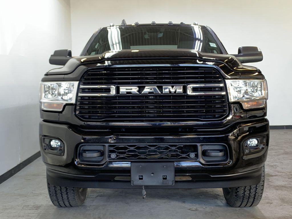 BLACK 2019 Ram 3500 Big Horn - Bluetooth, Remote Start, Backup Cam, Apple CarPlay, XM Front Vehicle Photo in Edmonton AB