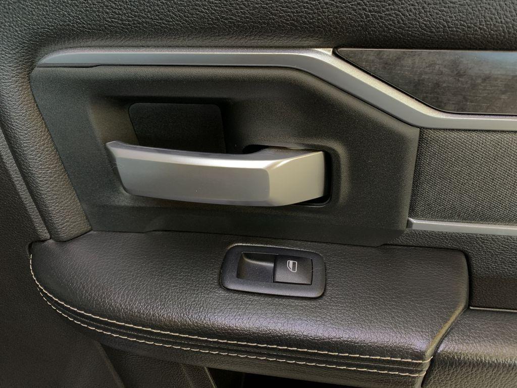 BLACK 2019 Ram 3500 Big Horn - Bluetooth, Remote Start, Backup Cam, Apple CarPlay, XM Passenger Rear Door Controls Photo in Edmonton AB