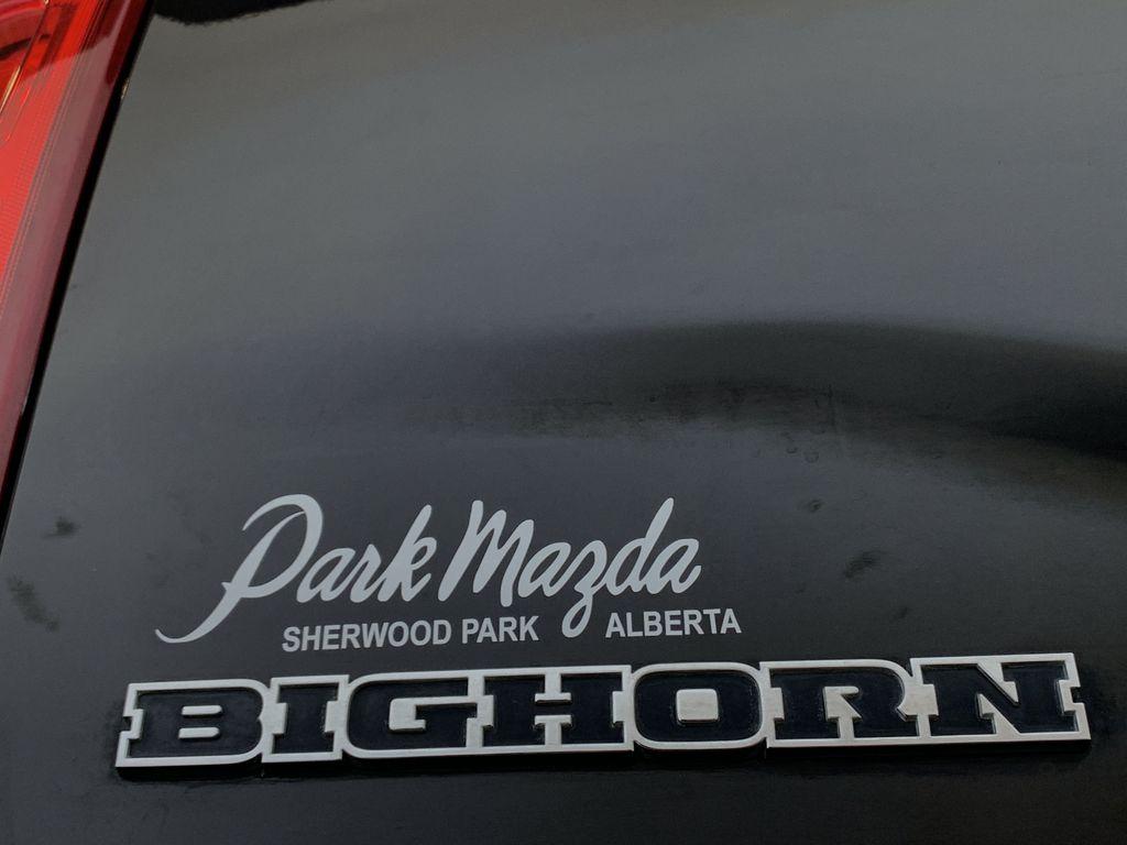 BLACK 2019 Ram 3500 Big Horn - Bluetooth, Remote Start, Backup Cam, Apple CarPlay, XM Trim Specific Photo in Edmonton AB