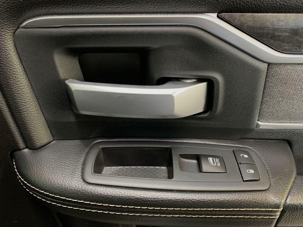BLACK 2019 Ram 3500 Big Horn - Bluetooth, Remote Start, Backup Cam, Apple CarPlay, XM Passenger Front Door Controls Photo in Edmonton AB