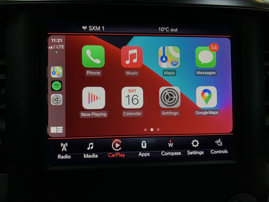 BLACK 2019 Ram 3500 Big Horn - Bluetooth, Remote Start, Backup Cam, Apple CarPlay, XM Apple Carplay/Android Auto Photo in Edmonton AB