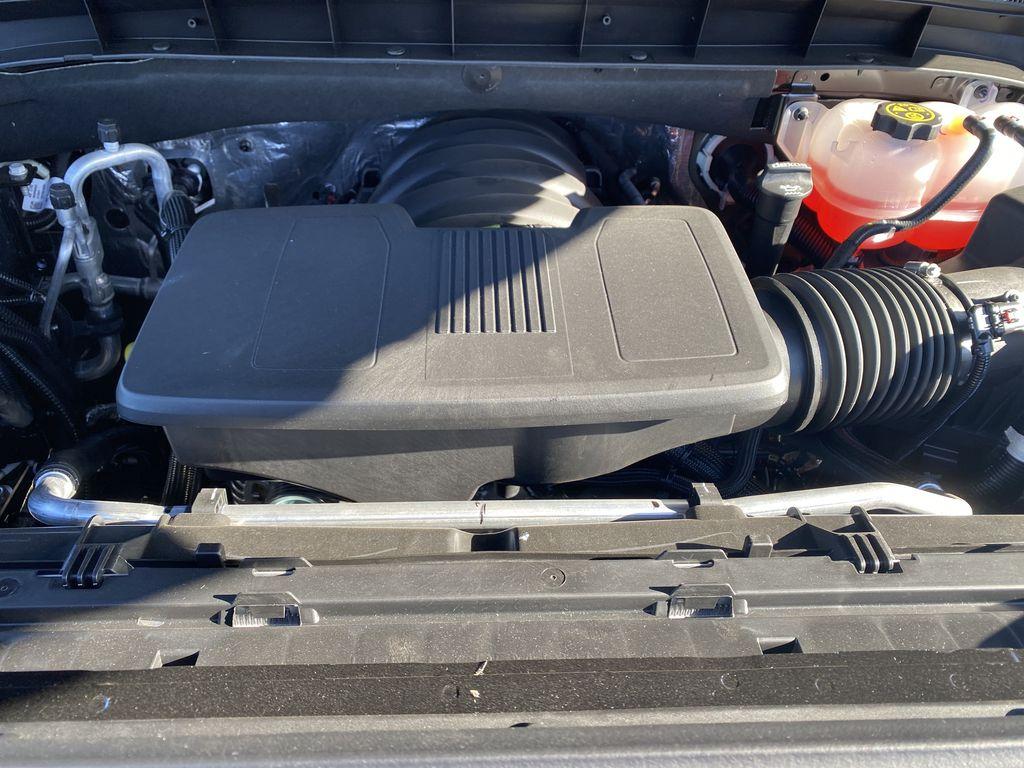 Black[Ebony Twilight Metallic] 2021 GMC Sierra 1500 Engine Compartment Photo in Edmonton AB