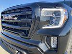 Black[Ebony Twilight Metallic] 2021 GMC Sierra 1500 Left Front Head Light / Bumper and Grill in Edmonton AB