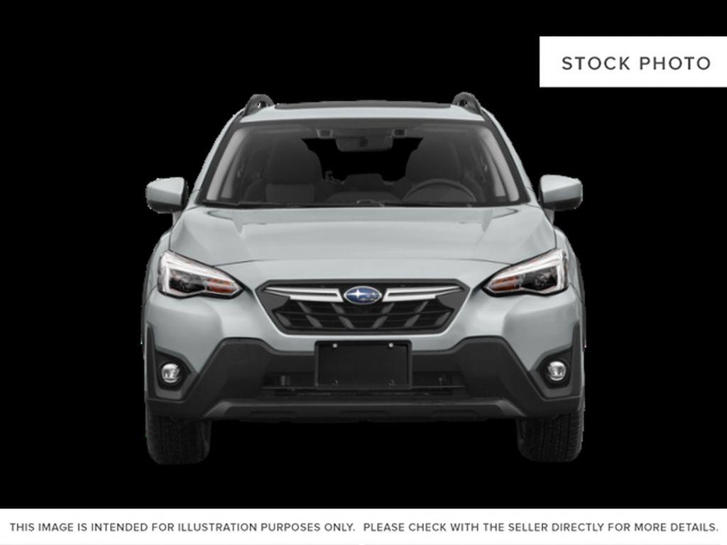 Gray[Cool Grey Khaki] 2021 Subaru Crosstrek Front Vehicle Photo in Lethbridge AB