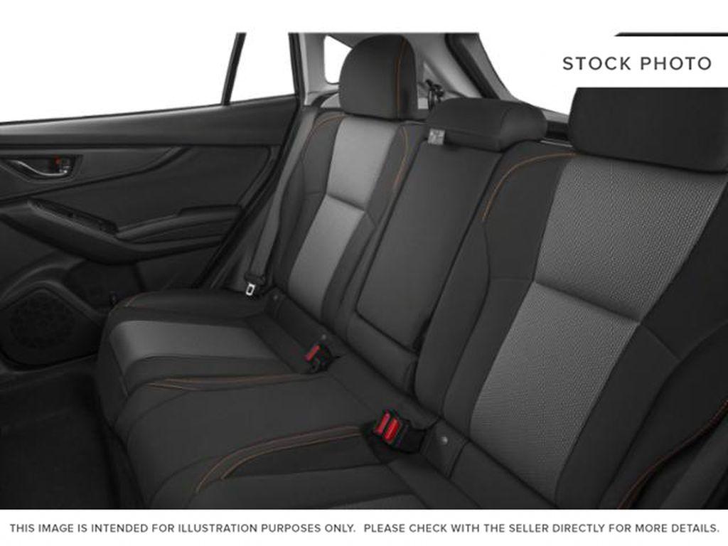 Gray[Cool Grey Khaki] 2021 Subaru Crosstrek Left Side Rear Seat  Photo in Lethbridge AB
