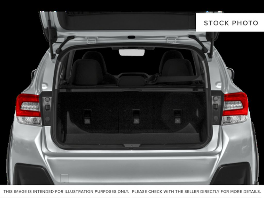 Gray[Cool Grey Khaki] 2021 Subaru Crosstrek Trunk / Cargo Area Photo in Lethbridge AB