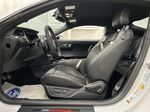 White[Oxford White] 2020 Ford Mustang  Driver's Side Door Controls Photo in Dartmouth NS