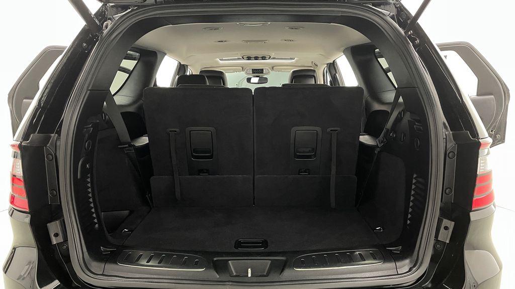 Black[DB Black] 2018 Dodge Durango GT AWD - LOADED, Rear DVD, Sunroof, Navigation Trunk / Cargo Area Photo in Winnipeg MB