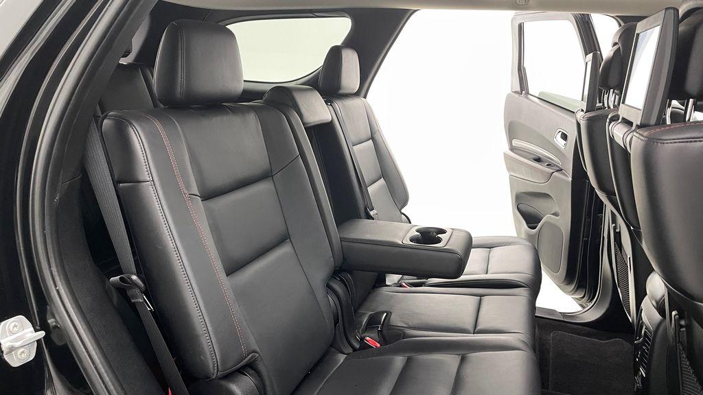 Black[DB Black] 2018 Dodge Durango GT AWD - LOADED, Rear DVD, Sunroof, Navigation Right Side Rear Seat  Photo in Winnipeg MB
