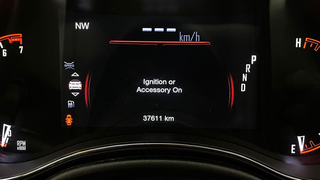 Black[DB Black] 2018 Dodge Durango GT AWD - LOADED, Rear DVD, Sunroof, Navigation Odometer Photo in Winnipeg MB