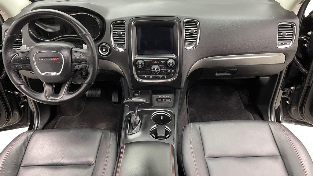Black[DB Black] 2018 Dodge Durango GT AWD - LOADED, Rear DVD, Sunroof, Navigation Central Dash Options Photo in Winnipeg MB