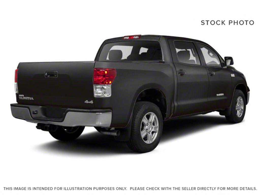 Black[Black] 2012 Toyota Tundra Right Rear Corner Photo in Kelowna BC