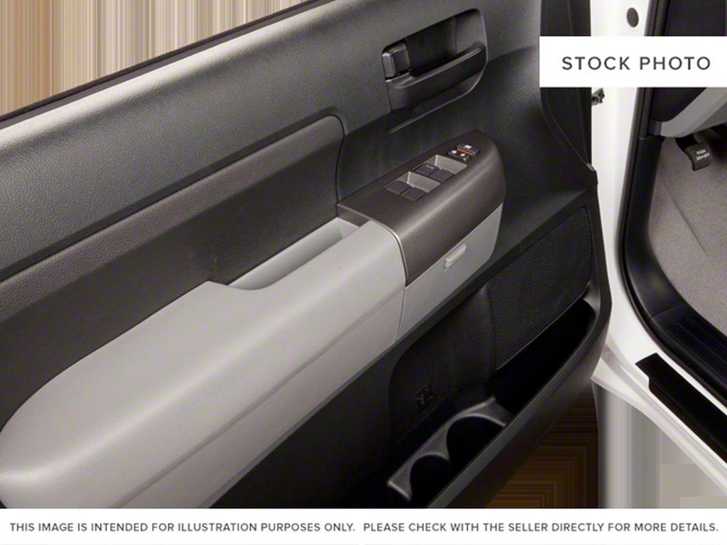 Black[Black] 2012 Toyota Tundra Left Front Interior Door Panel Photo in Kelowna BC