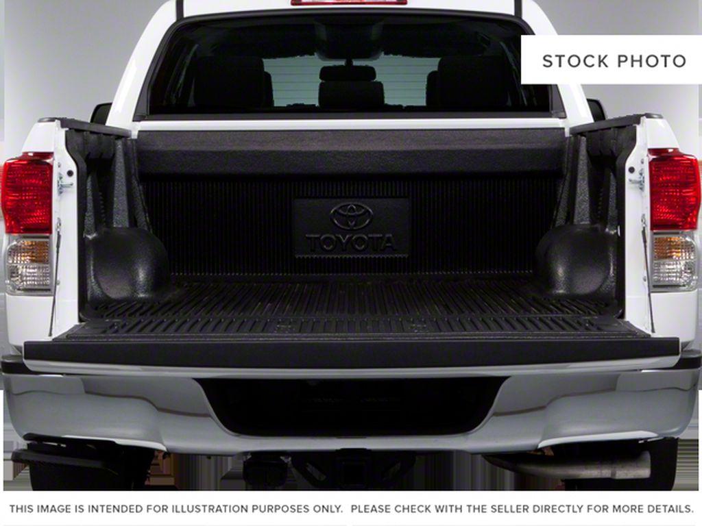 Black[Black] 2012 Toyota Tundra Trunk / Cargo Area Photo in Kelowna BC
