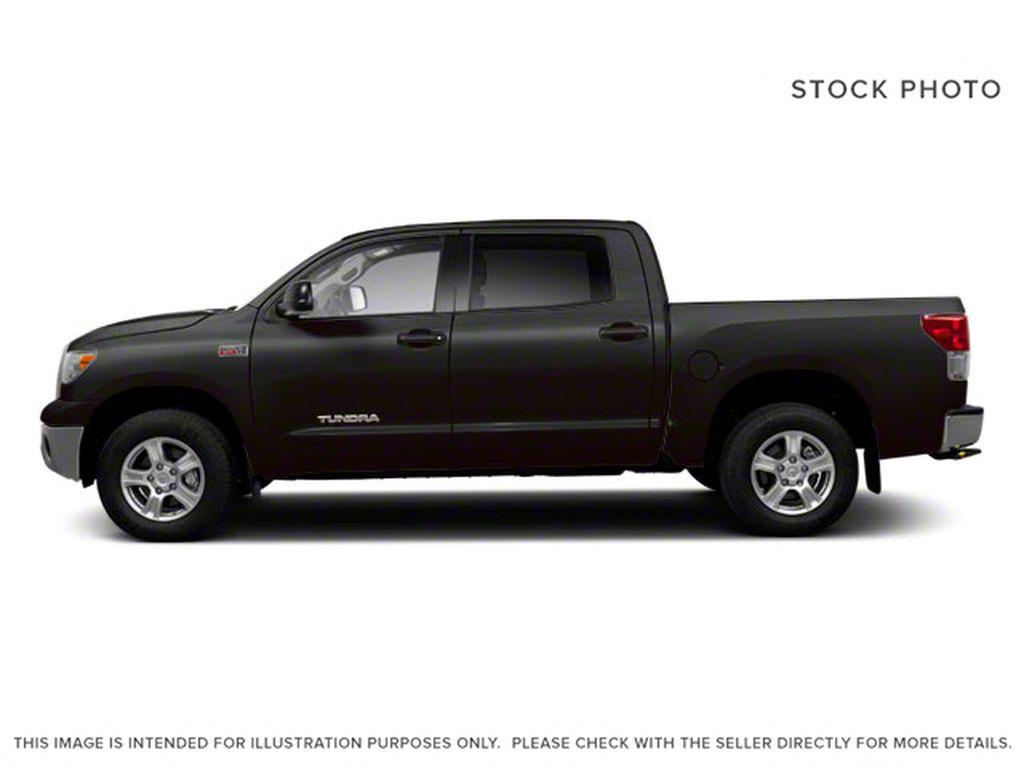 Black[Black] 2012 Toyota Tundra Left Side Photo in Kelowna BC