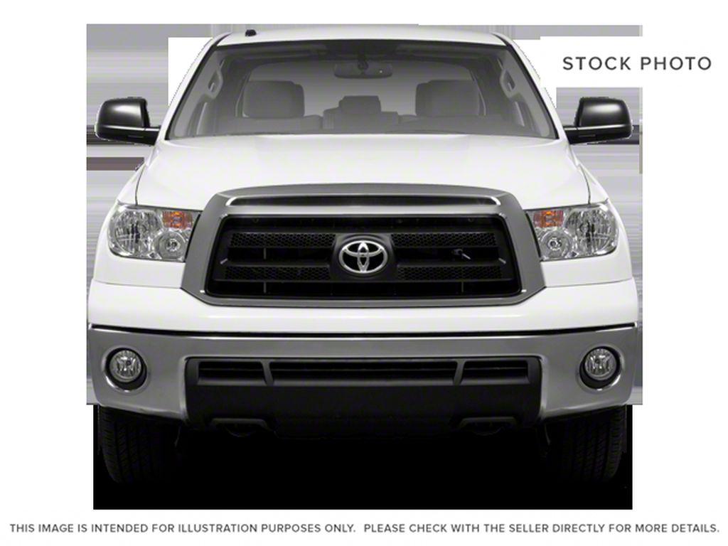 Black[Black] 2012 Toyota Tundra Front Vehicle Photo in Kelowna BC