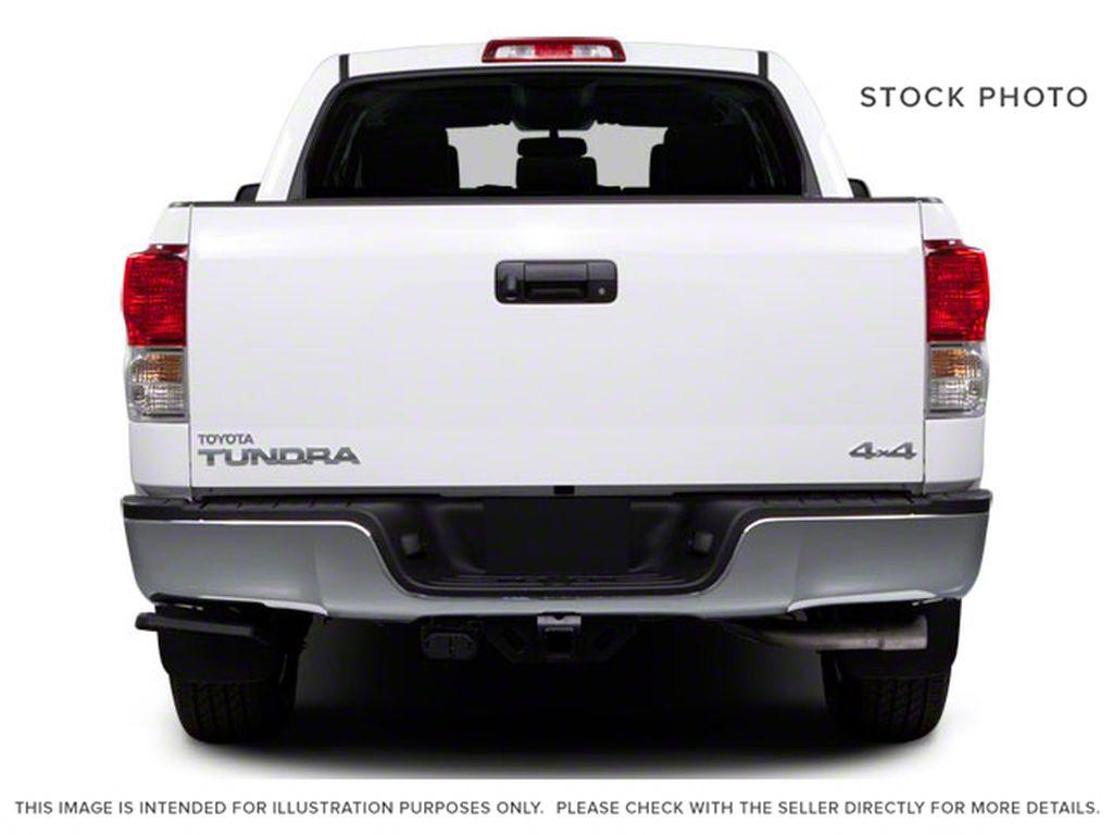 Black[Black] 2012 Toyota Tundra Rear of Vehicle Photo in Kelowna BC