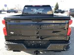 Black[Black] 2021 Chevrolet Silverado 1500 Rear of Vehicle Photo in Edmonton AB