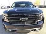 Black[Black] 2021 Chevrolet Silverado 1500 Front Vehicle Photo in Edmonton AB