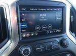 Black[Black] 2021 Chevrolet Silverado 1500 Radio Controls Closeup Photo in Edmonton AB