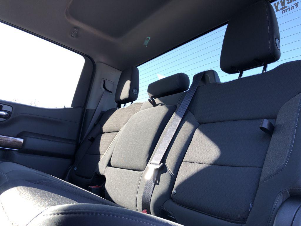 SATIN STEEL GREY METALLIC 2021 Chevrolet Silverado 1500 Left Side Rear Seat  Photo in Edmonton AB