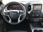 SATIN STEEL GREY METALLIC 2021 Chevrolet Silverado 1500 Strng Wheel/Dash Photo: Frm Rear in Edmonton AB