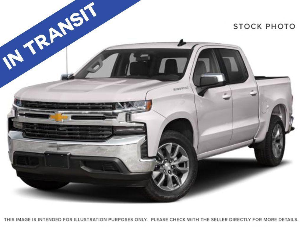 White[Summit White] 2021 Chevrolet Silverado 1500
