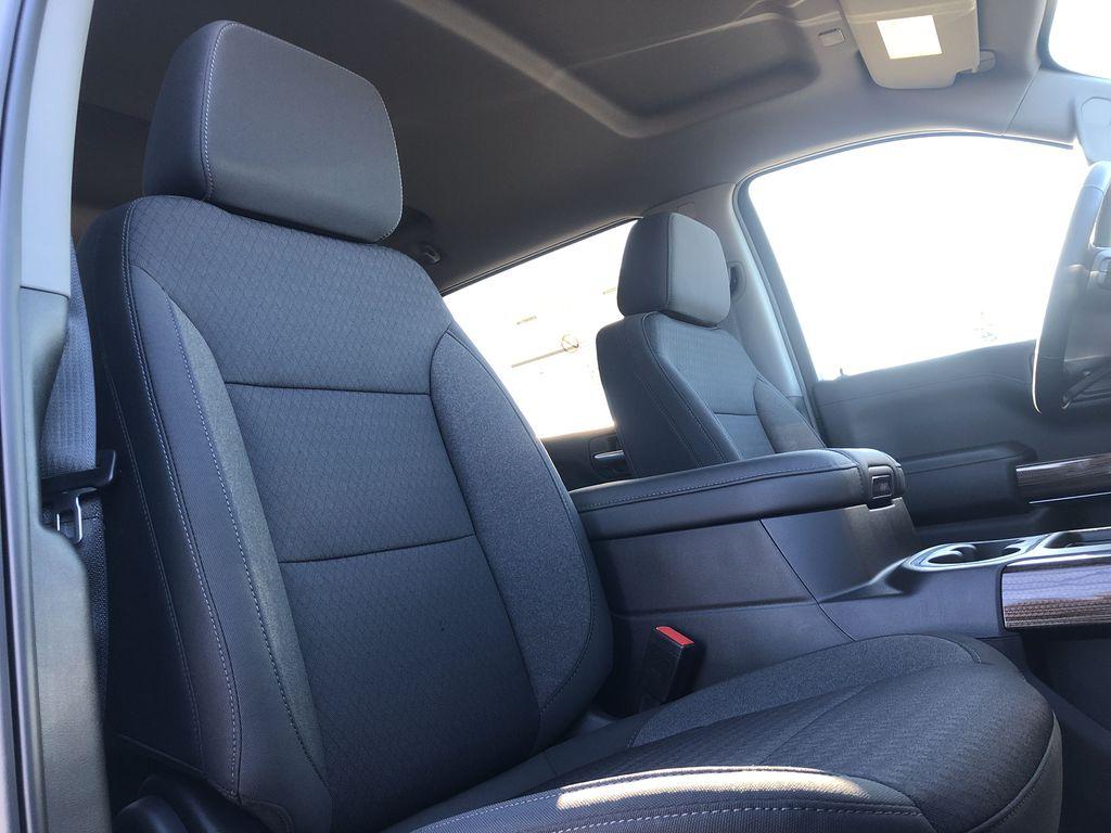 Black[Black] 2021 Chevrolet Silverado 1500 Right Side Front Seat  Photo in Edmonton AB