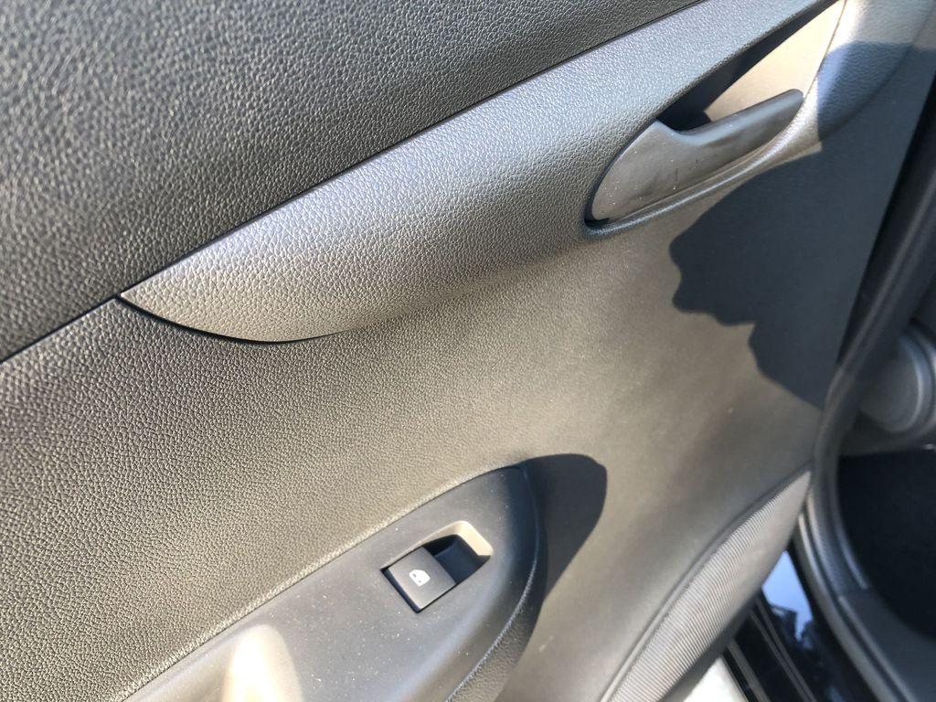 Black[Mosaic Black] 2022 Chevrolet Spark LR Door Panel Ctls Photo in Edmonton AB