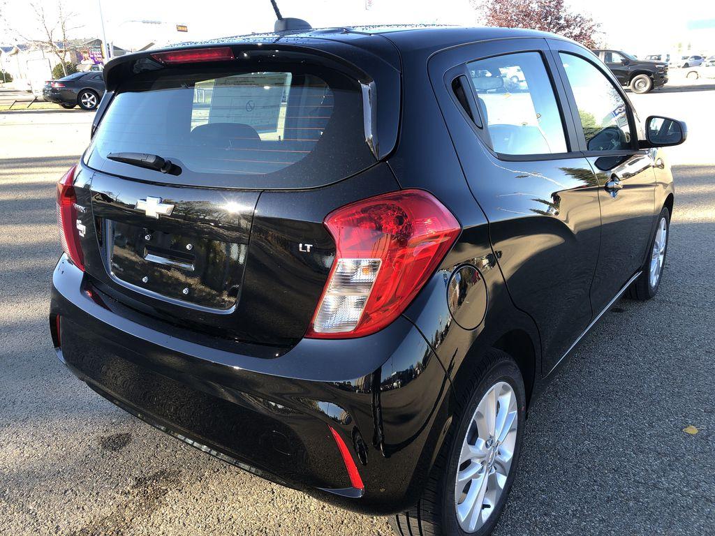 Black[Mosaic Black] 2022 Chevrolet Spark Right Rear Corner Photo in Edmonton AB