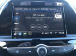 Black[Mosaic Black] 2022 Chevrolet Spark Radio Controls Closeup Photo in Edmonton AB