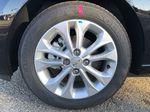 Black[Mosaic Black] 2022 Chevrolet Spark Left Front Rim and Tire Photo in Edmonton AB