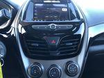 Black[Mosaic Black] 2022 Chevrolet Spark Central Dash Options Photo in Edmonton AB