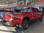 Barcelona Red Metallic 2021 Toyota Tacoma 4WD Double Cab TRD Sport Premium Trunk / Cargo Area Photo in Edmonton AB